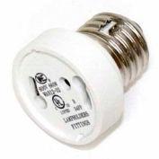 Satco 80-1888 GU24 Socket Reducer with Locking Function