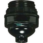 Satco 80-2067 GU24 Medium Base Socket w/ Uno Thread - Ring - Keyless