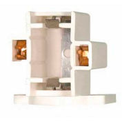 Satco 90-1544 2 Pin Horizontal Screw Down GX23/GX23-2 Lampholder