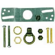 Satco 90-1687 1-in. Loop Parts Bag - Brass Finish