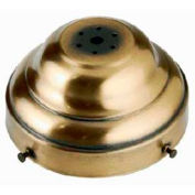 Satco 90-303 6-in. Fitter - Antique Brass Finish
