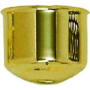 Satco 90-654 1-5/8-in. Fitter - Vacuum Brass Finish