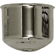 Satco 90-655 1-5/8-in. Fitter - Chrome Finish