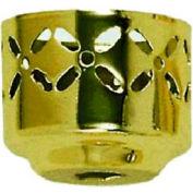 Satco 90-656 1-5/8-in. Fitter - Brass Finish