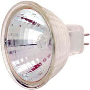 Satco S1950 20mr11/Nfl/C 20w Halogen W/ Sub Minature 2 Pin Base, 12v Bulb - Pkg Qty 12
