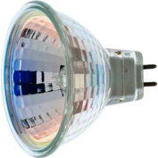 Satco S1959 35mr16/Fl  35w Halogen W/ Minature 2 Pin Round Base Bulb - Pkg Qty 12