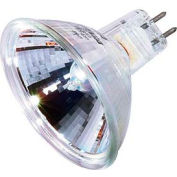 Satco S1966 20mr16/Fl/C 20w Halogen W/ Minature 2 Pin Round Base, 12v Bulb - Pkg Qty 12