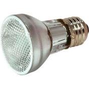 Satco S2302 60par16/Hal/Nsp 60w Halogen W/ Medium Base, 130v Bulb - Pkg Qty 15