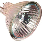 Satco S2637 37mr16/Ir/Wfl 37w Halogen W/ Minature 2 Pin Round Base Bulb - Pkg Qty 20