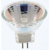 Satco S3150 20mr11/Nsp 20w Halogen W/ Sub Minature 2 Pin Base Bulb - Pkg Qty 12