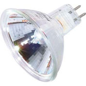 Satco S3170 50mr16/Nsp/C 50w Halogen W/ Minature 2 Pin Round Base, 12v Bulb - Pkg Qty 12