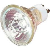 Satco S3515 20mr16/Gu10/Fl 20w Halogen W/ Twist & Turn Base Bulb - Pkg Qty 12