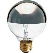 Satco S3862 60g25/Sl 60w Incandescent W/ Medium Base Bulb - Pkg Qty 6
