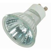 Satco S4190 20mr16/Bab/Alu/Gu10 20w Halogen W/ Twist & Turn Base Bulb - Pkg Qty 12