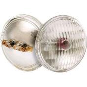 Satco S4325 H7750 Hand Lantern Halogen 8w Sealed Beam W/ Screw Terminal Base Bulb - Pkg Qty 12