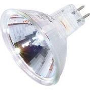 Satco S4365 35mr16/Fl/C 35w Halogen W/ Minature 2 Pin Round Base Bulb - Pkg Qty 12