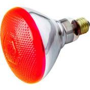 Satco S4424 100br38/R 100w Incandescent W/ Medium Base Bulb - Pkg Qty 6