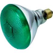 Satco S4427 100br38/G 100w Incandescent W/ Medium Base Bulb - Pkg Qty 6