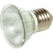 Satco S4625 50mr16/Fl/Med 50w Halogen W/ Medium Base Bulb - Pkg Qty 12
