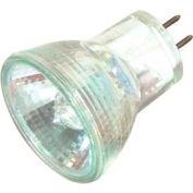 Satco S4645 10mr8/Nfl 10w Halogen W/ Bi-Pin Base Bulb - Pkg Qty 12