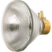 Satco S4800 75par/3fl/Mine 75w Incandescent W/ Side Prong Base Bulb - Pkg Qty 12