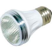 Satco S4905 75par16/Cap/Nfl 75w Halogen W/ Medium Base, 130v Bulb - Pkg Qty 15
