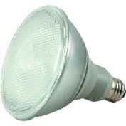 Satco S7203 23par38/50 23w W/ Medium Base -Daylight- Cfl Bulb - Pkg Qty 6