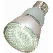 Satco S7209 11par20/50 11w W/ Medium Base -Daylight- Cfl Bulb - Pkg Qty 6