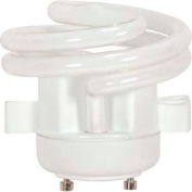 Satco S8227 13t2gu24v/27/Squat 13w W/ Twist & Turn Base - Warm- Cfl Bulb - Pkg Qty 12