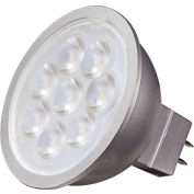 Satco S9499 6.5W LED MR16 40' Beam Spread GU5.3 Base 5000K 12V