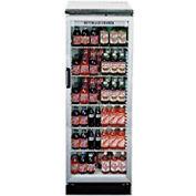 Summit SCR1150 - Beverage Merchandiser, Full-Size, Glass Door, Lock, Slim Width