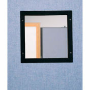 "Screenflex 10"" x 10"" Plexiglass Window (Panel sold separately)"