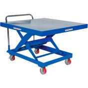 Vestil Spring Counterbalanced Cart 2000 Lb. Capacity SCSC-2000-4848