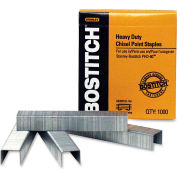 Stanley Bostitch® Heavy-Duty Staples, 60 Sheet Capacity, 1000/Box