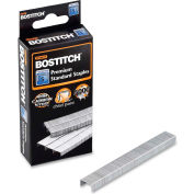 "Stanley Bostitch® Standard Staples, 20 Sheet Capacity, 1/4"" Leg Length, 210 Per Strip, 5000/Box"