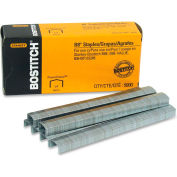 "Stanley Bostitch® B8 PowerCrown™ Staples, 30 Sheet Capacity, 1/4"" Leg Length, 5000/Box"