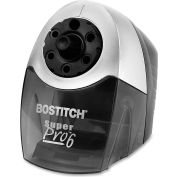 """Stanley Bostitch® SuperPro 6-Hole Industrial Electric Pencil Sharpener 7.5"""" x 5"""" x 9"""" Gray"""