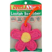 John Ritzenthaler 20008 Ritz FreshWare Loofah Scrubber Flower
