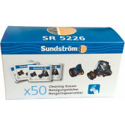 Sundstrom® Safety SR 5226 Cleaning Wipes, 50 Ct.