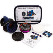 Sundstrom® Safety Silica Dust Respirator Kit SR 100, L/XL, 1 Each, H10-0020