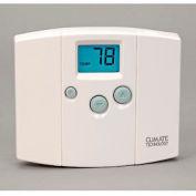 Digital Wall Thermostat w/ Blue Light