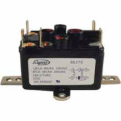 Supco General Purpose Switching Fan Relay - 24v Spdt - Min Qty 6