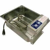 Supco Commerial Condensate Evaporator Pan 4.5 Qt 120V 1000W