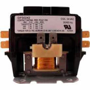 Supco Dp30242 Contactor 30a 24v 2 Pole - Pkg Qty 6