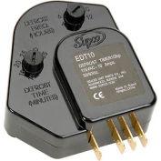 Supco EDT10 Adjustable Defrost Control 115 V, 1/3 hp, 10 Amp