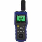 Supco Environmental Meter - Measures 5 Environmental Parameters