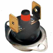 Supco Therm-O-Disc Thermostat Manual Rollout 240 Cutout - Min Qty 6