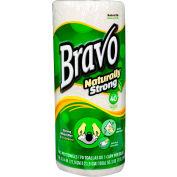 Sellars® Bravo Naturally Strong™ Premium Paper Towels, 70 Sheets/Roll, 30 Rolls/Cs - 54480
