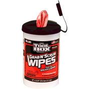 Sellars® Grab N' Scrub™ Multi-Purpose Wipes, 72 Wipes/Can, 6 Cans - 90150
