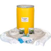 EverSoak® Oil Only 55 Gallon Drum Spill Kit, 47 Gallon Capacity, 1 Spill Kit/Case